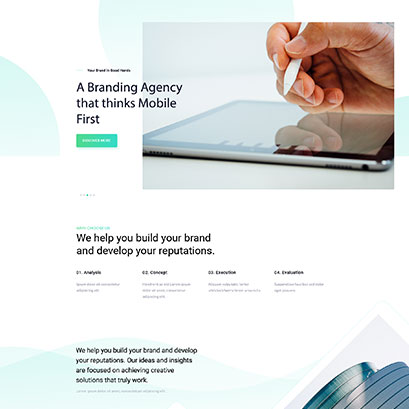 Creative divi layout