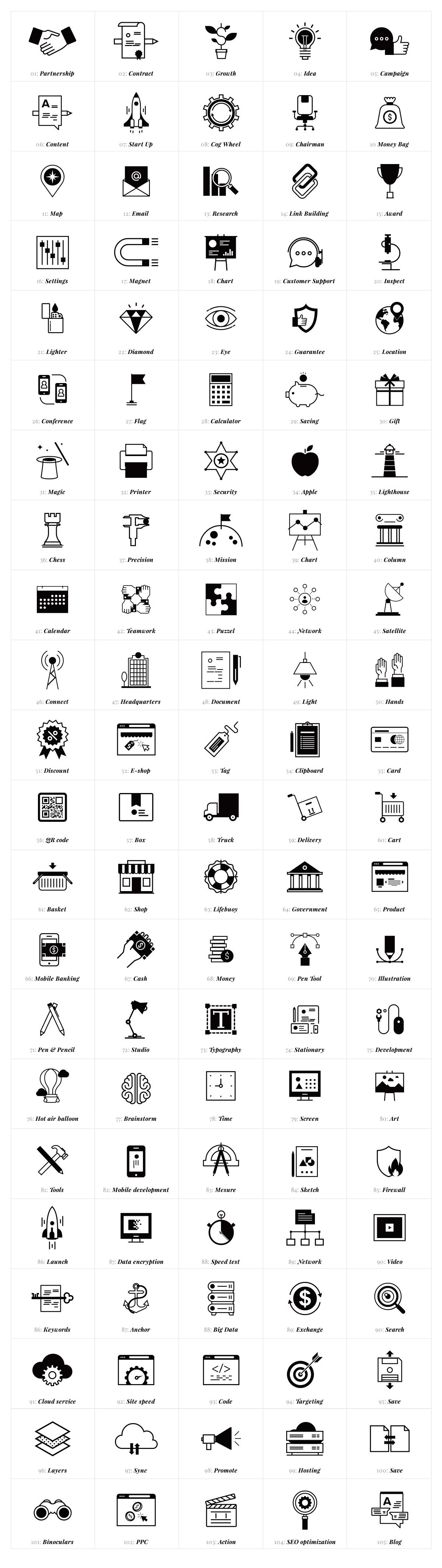 Pixie Icons