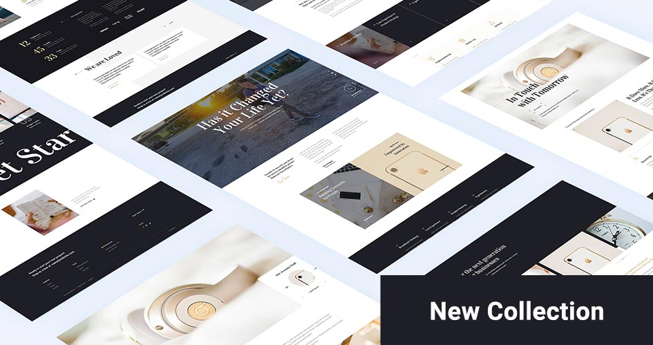 Tina Has Arrived – The New Divi Layout Collection by Divi Den