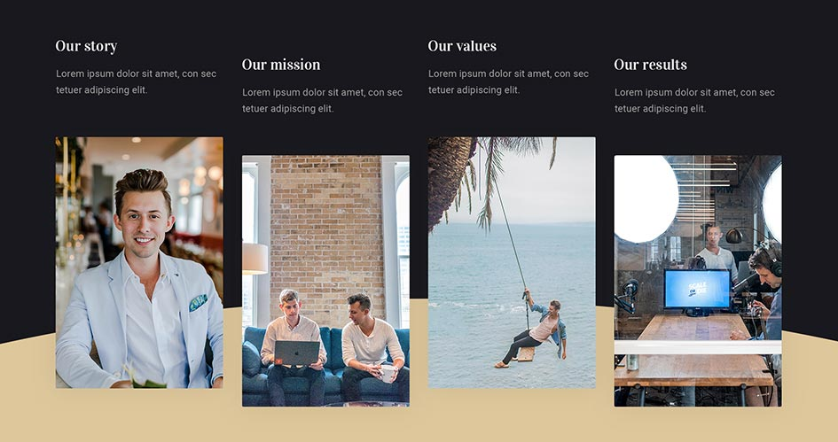 You Get 1606 Divi Layouts made by Divi Den Pro
